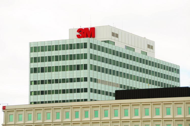 3M Co.'s corporate headquarters in Woodbury