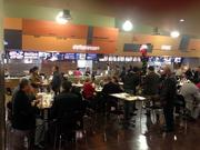 KP International Market in Rancho Cordova celebrated the official grand opening of its food court