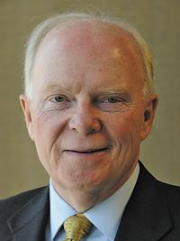 Michael Connelly is the president and CEO of Catholic Health Partners, which will now be called Mercy Health.