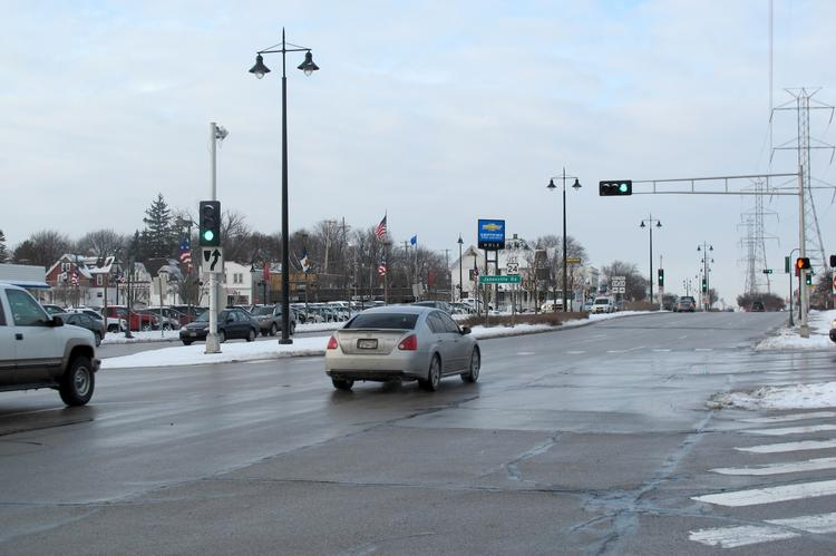 Highway 100 in Hales Corners will be subject to a major widening project.