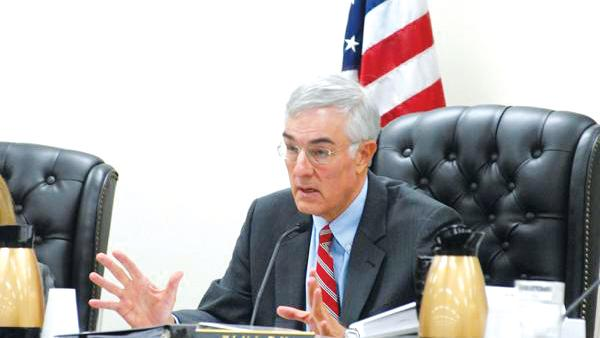 N.C. Utilities Commission chair Ed Finley supported the industrial rates when they were proposed last year.