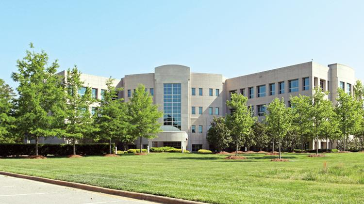 The former Ericsson complex in Raleigh sold for $26 million.