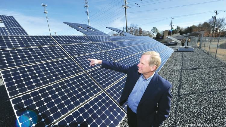"Rob Caldwell, Duke's vice president for renewable generation development, says the success of the request for proposals ""reflects on the healthy solar market in North Carolina."""