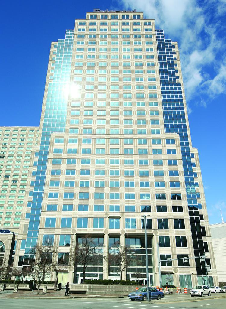 Direct Energy Business leases a 54,000-square-foot office in downtown's Liberty Center.