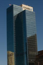 The Chase building in Phoenix.