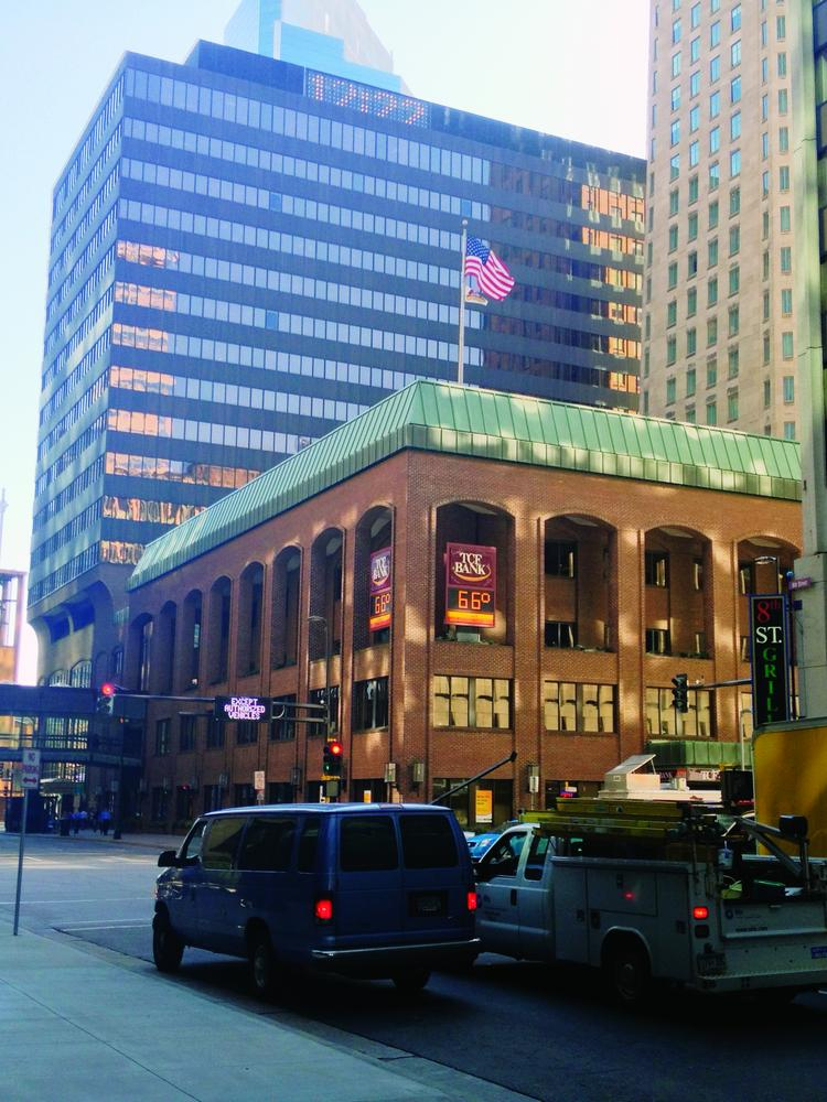 TCF Financial is leaving its downtown Minneapolis office complex.