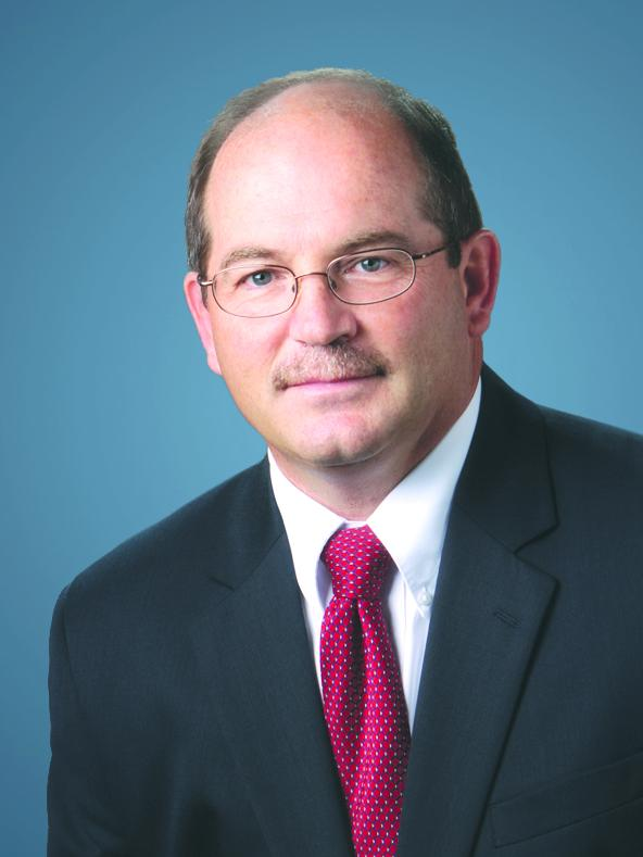 Leon Holschbach, president and CEO, Midland States Bank