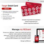 Target's Redcard log-in site crashes after data breach