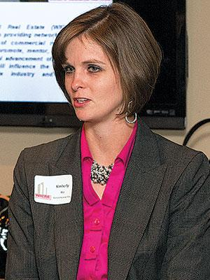 Kimberly May, president and legal counsel for Kansas Secure Title.
