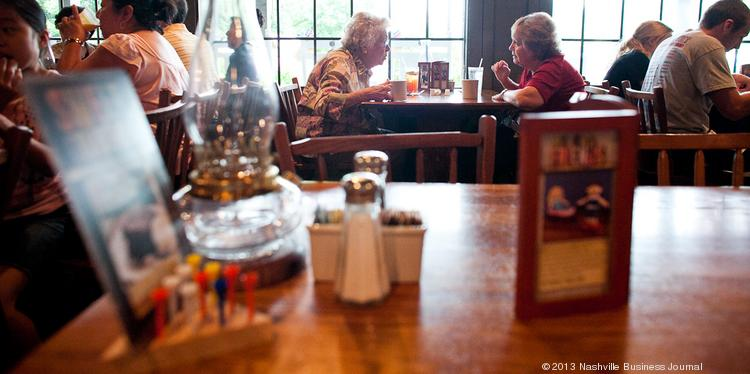 Cracker Barrel is eyeing Mount Airy as the possible location for a new restaurant.