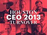 See which Houston CEOs left their posts in 2013