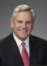 March In: Lee Lahourcade (pictured) was brought on to fill the CEO role at Houston Trust Co. Out: William McCain Jr. (retired) Other: Lahourcade was CEO at Houston-based Vaughan Nelson Investment Management LP, which has not named a replacement.