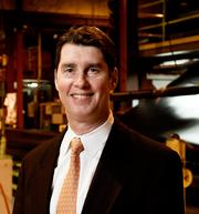 """July In: Charles """"Chuck"""" Sorrentino took over as president and CEO at GSE Holding Inc. Out: Mark Arnold (pictured, resigned)"""