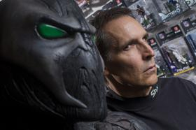 Todd McFarlane does things his own way.