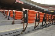 The seats of Candlestick.