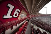 The upper deck in Candlestick.