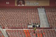 The seats at Candlestick.