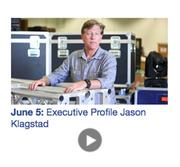 No. 6: A musician with the chops for business: Jason Klagstad (Video)