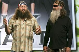 Duck Dynasty' stars to sponsor NASCAR race at Texas Motor Speedway