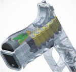 Startup Yardarm Technologies makes weapon sensor, can track and disable guns from afar