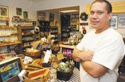 Steve Parker recently opened Kailua General Store.
