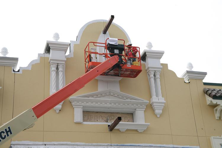 A restored Capitol Theatre opened in Clearwater this week. Projects like this often are rife with unanticipated costs and surprises.