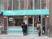 """Rosa Blanca (707 Chestnut St.), a Cuban-Caribbean diner from """"Iron Chef"""" Jose Garces. It's open three meals a day. Garces has six other restaurants in Philadelphia."""