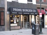 Prime Burger Co. (703 Chestnut St.) takes over a space with a history of turnover (Green Green Wasabi, Delicatessen, Kibitz in the City).