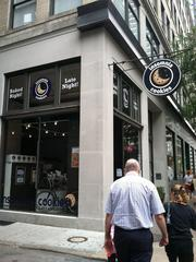 Insomnia Cookies, which got its start at Penn, opened at 135 S. 13th St. and in Bryn Mawr, Pa. Pictured is its location at 108 S. 16th St.