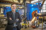 Newsmaker: Nottberg's winding path lands him home at U.S. Engineering