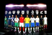 Next year's World Cup is expected to give Nike and its competitors a boost. Nike on Thursday said its worldwide futures orders are up 12 percent. Futures orders cover products scheduled for delivery between December 2013 and April 2014. It has $10.4 billion in such orders in the pipeline.