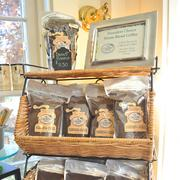 Java goodness in a bag. River Mill Store.