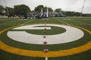 The Journey House Packers Field was unveiled in June.