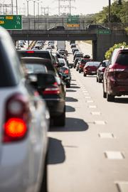 The Wisconsin Department of Transportation is working on plans to expand Interstate 94 near Miller Park.