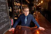 Ryan Perlberg plans to open a cocktail bar on the site of the current Nevin's Cross Street Station in Federal Hill.