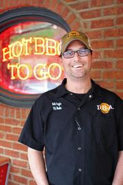 "Matt Coggin (Pitmaster/Owner, D.B.A. Barbecue) ""I think fried chicken and BBQ are going to be big in 2014. We have been working our way through the comfort foods in the last few years. Pizza, burgers and tacos have all had their day in the sun and now it's time for BBQ. We are going to start smoking ducks, lamb ribs and beef tenderloins this year. We are also going to start doing our own sausage."""