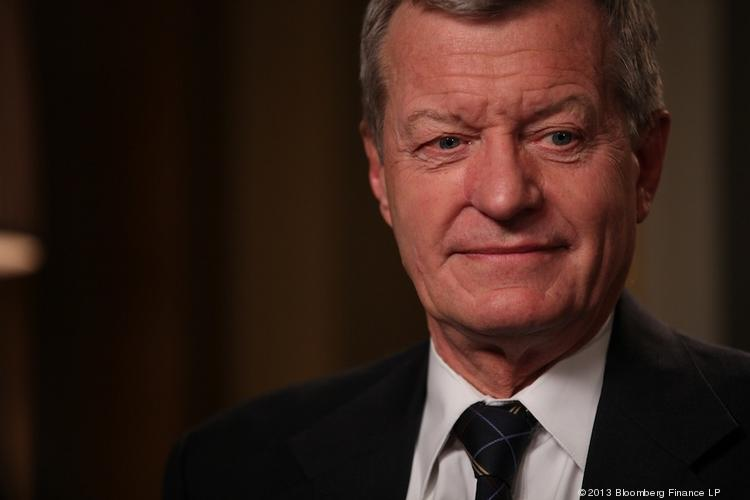 Sen. Max Baucus, D-Mont., is President Barack Obama's choice to be U.S. ambassador to China.