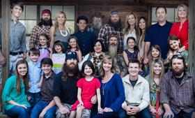 The family behind Duck Dynasty has issued a statement saying it is