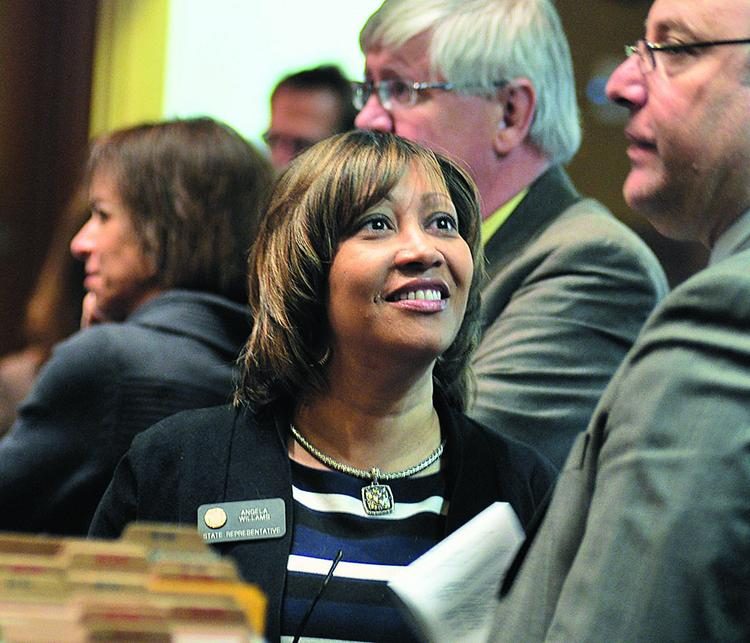 Rep. Angela Williams, D-Denver, is overseeing negotiations on an effort to reform Colorado workers' compensation law.