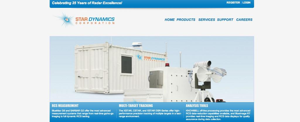 Military Radar Systems Maker Star Dynamics Corp Has Enters Chapter