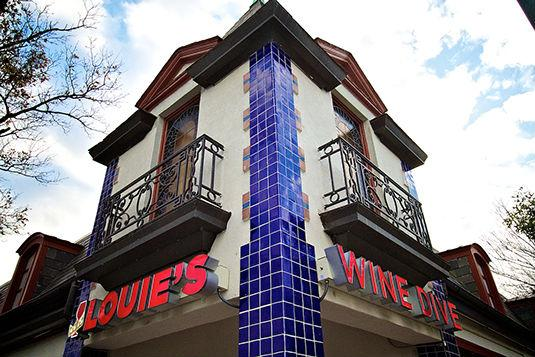Louie's Wine Dive, which has locations in Des Moines, Omaha and Kansas City, Mo. (pictured), plans to open an Uptown Minneapolis location.