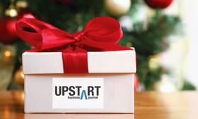 Merry Christmas to you and yours from Upstart Business Journal.
