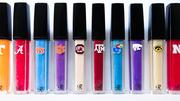 Rumble Cosmetics carries licensed products for 26 universities, as well as Sporting Kansas City.
