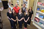 Brackeen Chiropractic has adopted a virtual check-in system that enables people to quickly get in for services.