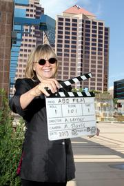WOMEN OF INFLUENCE Winner Government category Ann Lerner Film liaison City of Albuquerque