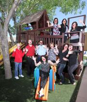 NONPROFIT OF THE YEAR Winner Family Services category Ronald McDonald House Charities of New Mexico