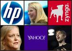 2013 Silicon Valley tales: What to make of the wild year for Yahoo, HP and Zynga