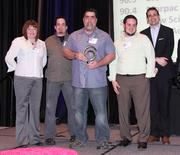 BEST PLACES TO WORK Winner Medium Companies category Turtle Mountain Brewing Company Score: 94.8892
