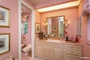 A bathroom in the home.