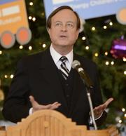 Additional speakers included Hon. Mark Painter, retired judge for the Hamilton County Appeals Court.